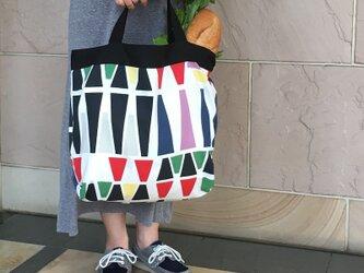 コンパクト おかいのもかばん からふる の画像