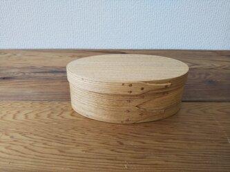 弁当箱 #2 - Shaker Oval Box #2の画像