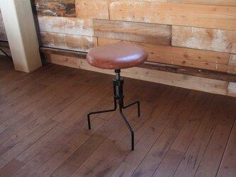 作業椅子 スツールの画像