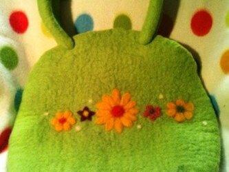 春色豆バッグの画像