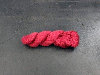 Worsted Cotton raspberryの画像