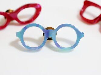メガネラぺルピン(丸メガネ、Mサイズ)の画像