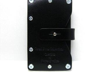 Card case-002-名刺入れ ブラックの画像