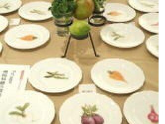 ハンドペイント 野菜シリーズの画像