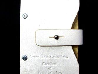 Card case-002-名刺入れ ホワイトの画像