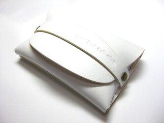 Card case-003-名刺入れ ホワイトの画像