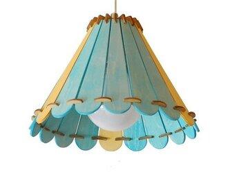 木製照明 ペンダントライト NLHの画像