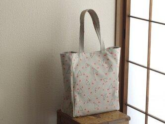 △プリントトートバッグの画像