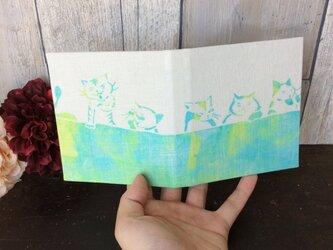 「こたつ猫」スケジュール手帳の画像