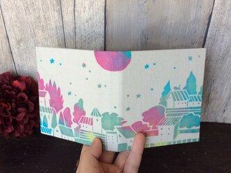 「街の灯り」スケジュール手帳の画像