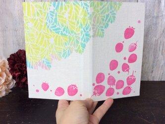 「春いちご」スケジュール手帳の画像