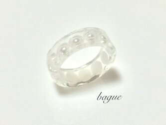 Perl-ring 【bague】の画像
