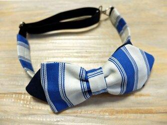 Bow tie【Stripe】の画像
