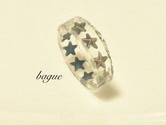studs-star-ring 【bague】の画像
