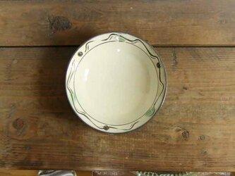 リベットの鉢(二彩)/オーダーメイド受付可の画像
