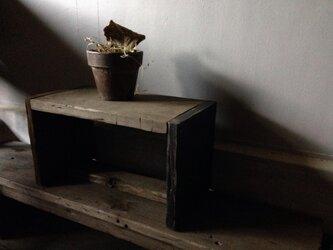 Plants Stand -1 side black-の画像