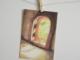 小さな窓 / postcard 2枚組の画像