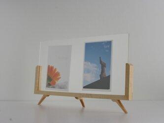 PhotoFrame(Mid) (材種:ハードメープル)の画像