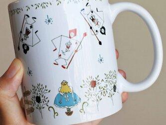 アリス マグカップの画像