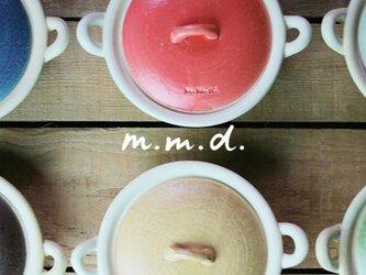 目玉焼用土鍋 - m.m.d. -の画像