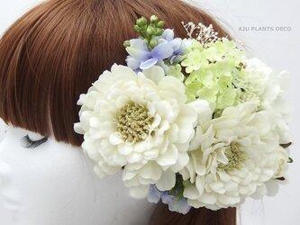 髪飾り(42)~for Wedding~の画像
