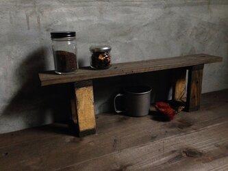 Tiny Shelf -side yellow medi dub-の画像