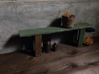 Tiny Shelf -green dub-の画像