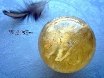 ゴールデンカルサイト・スフィア-aの画像