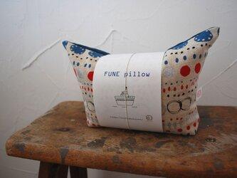 new!!  小さい船枕『FUNE』58の画像