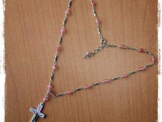 ヴィンテージクロスの Many ways ネックレスの画像