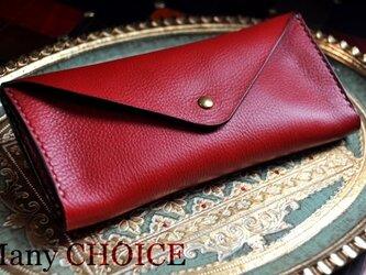 イタリアンオイルレザーアリゾナ・長財布2(マルボロ)の画像