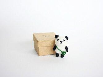 <約3㎝シリーズ>パンダの画像