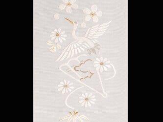 竹梅菊鶴扇の画像