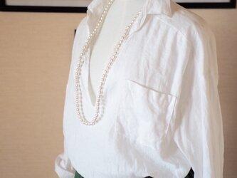 リネンスキッパーシャツの画像