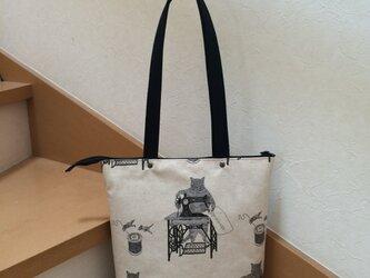 ビニコ チャック付きバッグの画像