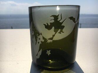 ハロウィングラス  no3の画像