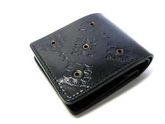 Half wallet-004-ジオメトリック-の画像