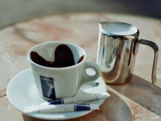 【額付写真】ホットチョコレイトの画像