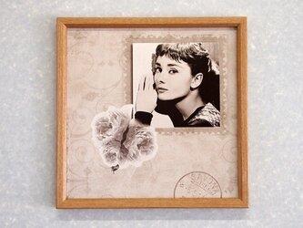ピクチャートレイ オードリー NO.57 (送料無料)の画像