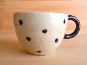 水玉食器・小さなカップdの画像