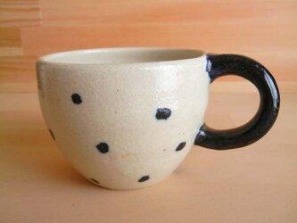 水玉食器・小さなカップbの画像