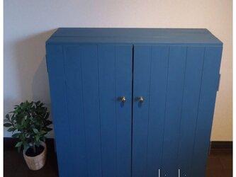 【ダイキャビ】キャビネット 棚 キッチン 食器棚の画像