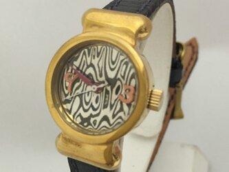 一点物の時計の画像