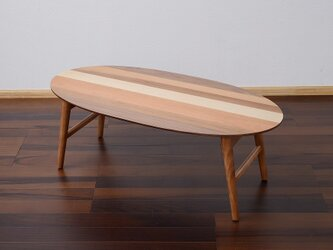 Oval / Nordic Low Tableの画像
