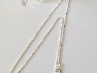40cm Silver Chainの画像