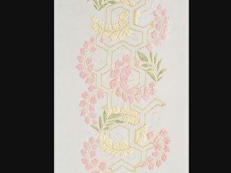 藤に毘沙門亀甲の画像