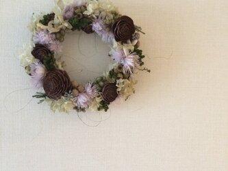 cedar rose wreatheの画像