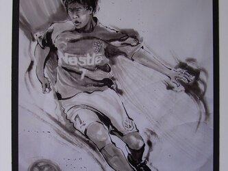 サッカー選手パート2の画像