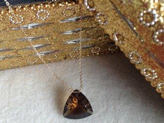 K10 triangle pendantの画像