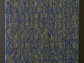 #16019 ジャケットサイズ 手織りファブリックパネルの画像